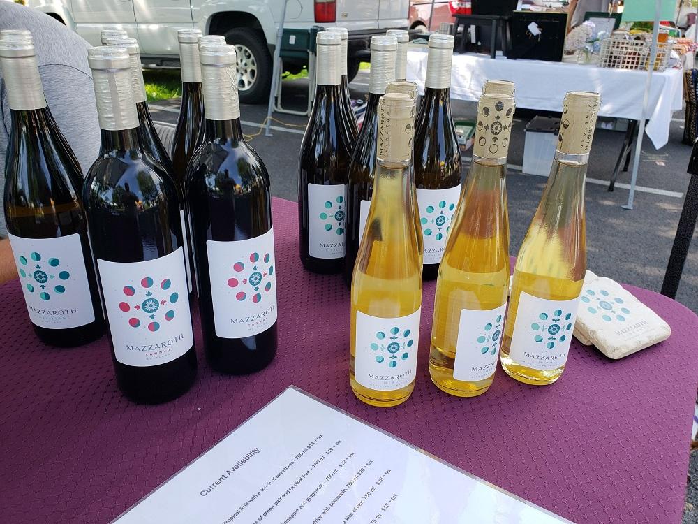 Mazzaroth Vineyard