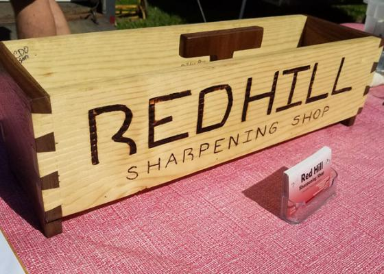 Red Hill Sharpening Shop